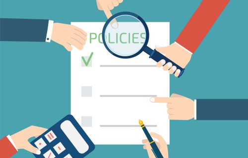 Condensed CMS Policies and Procedures